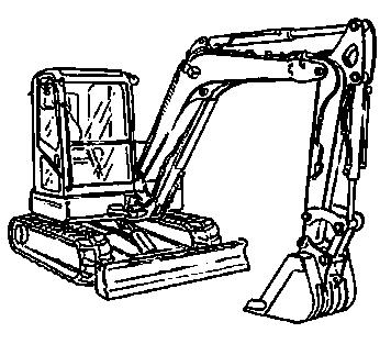 Mini Excavadoras